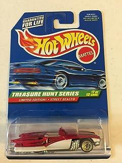 Hot Wheels 1998 Treasure Hunt Series Street Beast 1:64 Scale #7/12