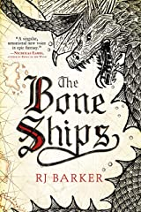 The Bone Ships (The Tide Child Trilogy Book 1) Kindle Edition