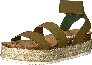 e065522747 Amazon.com: Green - Platforms & Wedges / Sandals: Clothing, Shoes ...
