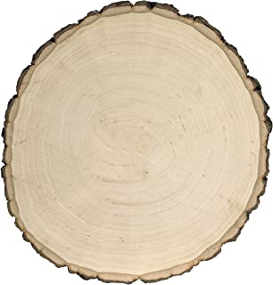 "Walnut Hollow Basswood Country Round (7"" to 9"")"