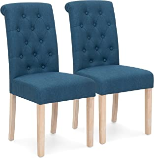 Best tall high back dining chairs Reviews