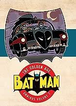 Batman: The Golden Age Omnibus Vol. 2