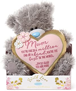 Me to You MP901015 Me to You Mum in a Million Tatty Teddy Bear
