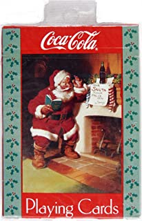 Sealed Deck Santa Claus Coca-Cola Advertising Playing Cards