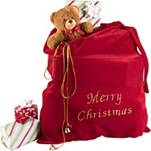 Best large santa claus bag Reviews
