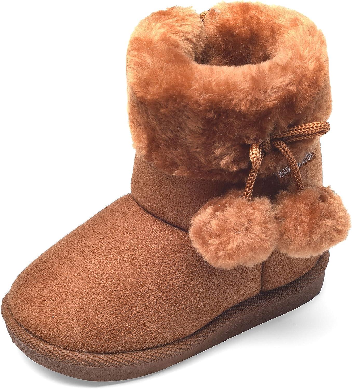 Nova Mountain Little Kid's Boots Winter Snow Max 66% OFF Bargain