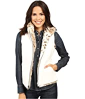 Scully - Siena Reversible Faux Leather/Fur Vest