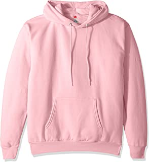 5a341d66fb60f Hanes Men s Pullover EcoSmart Fleece Hooded Sweatshirt