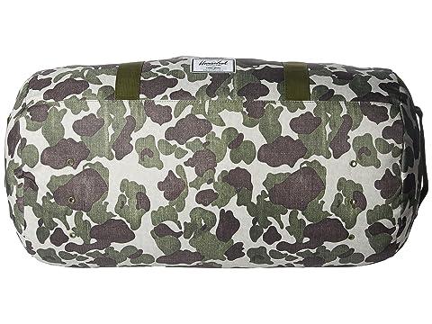 Herschel Supply Co. Sutton Frog Camo Cheap Exclusive W326BDTF