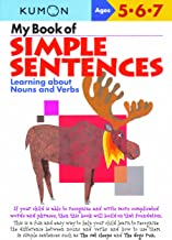 My Book of Simple Sentences: Nouns and Verbs: Learning about Nouns and Verbs