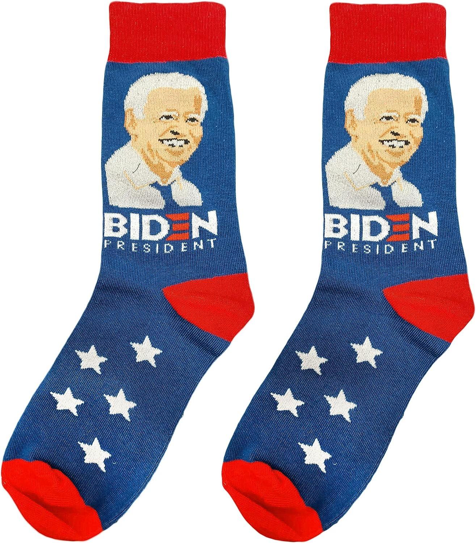 Made in USA Trump 2020 Maga Print Socks Design President Donald Trump Pin Democrat Gift Sneakers Gift Footwear Political Humor