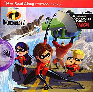 Best the incredibles read along Reviews