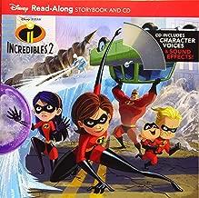 Incredibles 2 Read-Along Storybook and CD (Read-Along Storybook & CD)