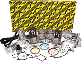 OK3021/0/0/0 97-04 Infiniti QX4 Nissan Pathfinder Frontier 3.3L SOHC 12V VG33E Engine Rebuild Kit