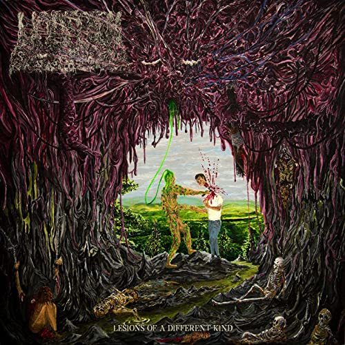 Lesions of a Different Kind [Explicit]