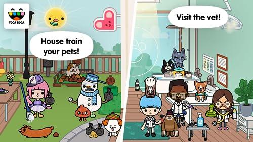 『Toca Life: Pets』の5枚目の画像
