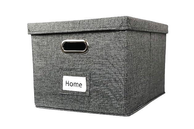 Best Decorative Storage Boxes For Files Amazoncom