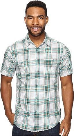 Point Reyes Plaid Short Sleeve Shirt