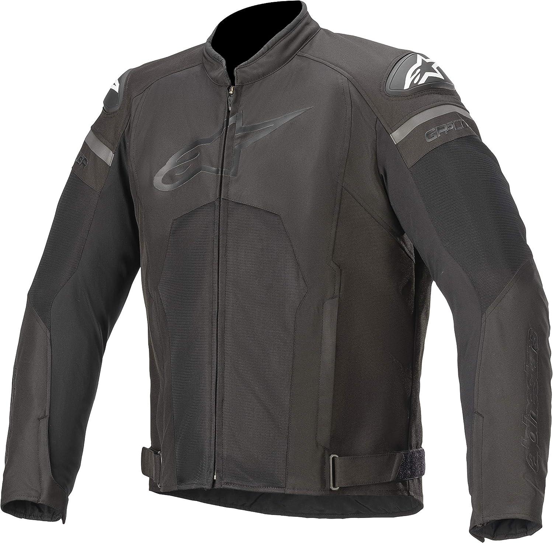 Alpinestars Men's T-GP Plus R v3 store Motorcycle Bl Regular dealer Air Jacket Black