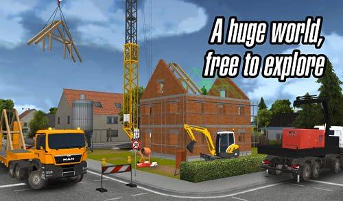 『Construction Simulator 2014 (Kindle Tablet Edition)』の6枚目の画像