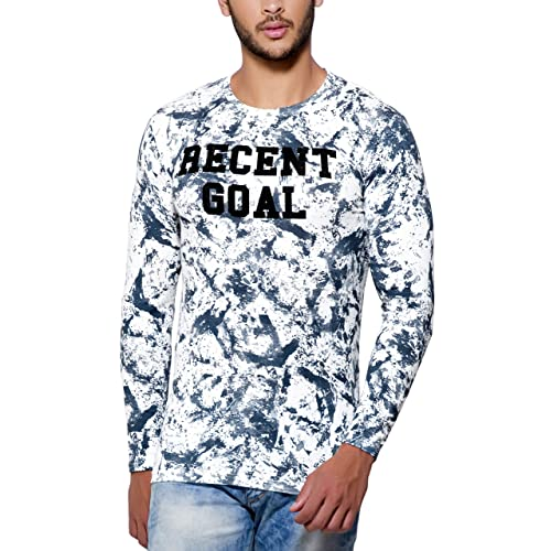 Maniac Men's Cotton T-Shirt (Ml-Mens-Fs-Rn-Aop17)