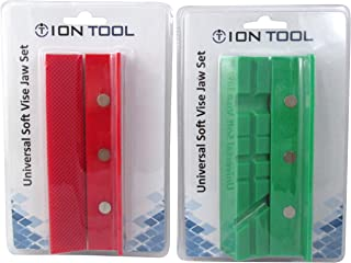 ION TOOL Universal Vise Jaws 2 Pack Set, 6""