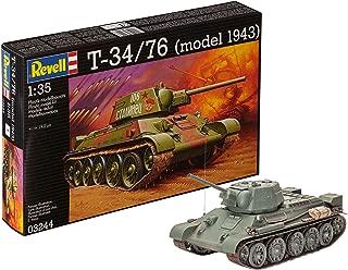 Revell Germany 1/35 T-34/76 1943 Model Kit