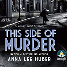 This Side of Murder: A Verity Kent Mystery, Book 1
