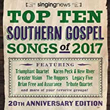 top southern gospel songs 2017