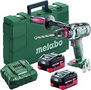 Metabo BS 18 LTX-3 BL Q I 2X 5Ah Lihd Kit 18V Brushless 3-Speed Drill/Driver