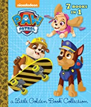 PAW Patrol LGB Collection (PAW Patrol) (Little Golden Book)