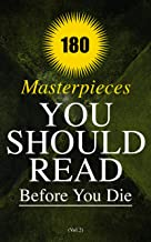 180 Masterpieces You Should Read Before You Die (Vol.2): Life is a Dream, The Awakening, Babbitt, Strange Case of Dr Jekyl...