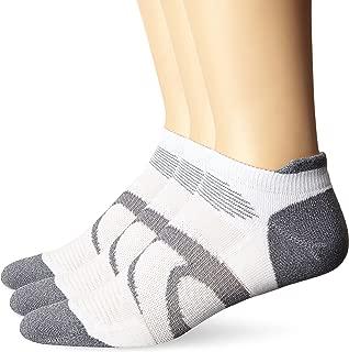 Intensity Single Tab Socks 3-Pack, White, Small