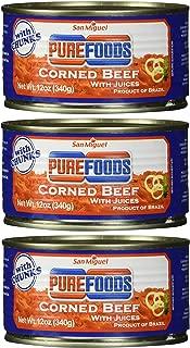 Best purefoods corned beef Reviews