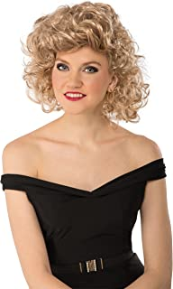 The Bad Girl Blonde Adult Wig