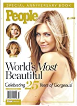 World's Most Beautiful (People Special Anniversary Book - Jennifer Aniston Cover)