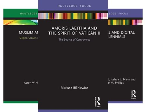 Routledge Focus on Religion (12 Book Series)
