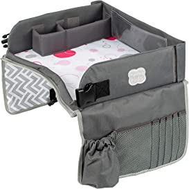 Explore car seat travel trays for toddlers