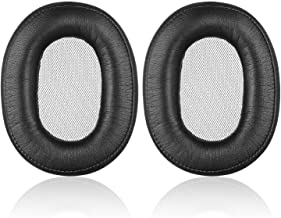 MDR-1R Earpads - JECOBB Replacement Memory Foam & Protein Leather Ear Cushion Pads Cover for Sony MDR-1R, MDR-1RNC Headpho...