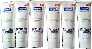 Dermasil Dry Skin Treatment, Original Formula 10 Oz Tube (6 Pack)