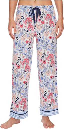 Jockey Cotton Jersey Printed Long Pants