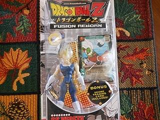 Dragonball Z Fusion Reborn SS Vegeta Action Figure by Jakks Pacific