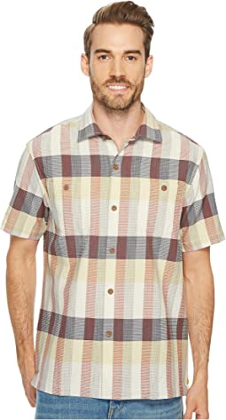 Tamuda Bay Plaid Shirt
