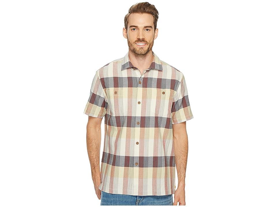 Tommy Bahama Tamuda Bay Plaid Shirt (Twill) Men