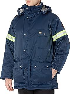 Helly Hansen Workwear Men's Thompson Reflective Parka Jacket
