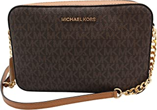 3bdbe697a6 Michael Kors Jet Set Item Large East West Cross-body
