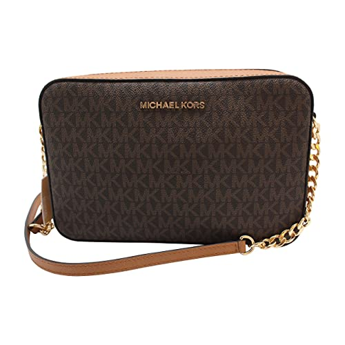 fa45b7272e503 Michael Kors Jet Set Item Large East West Cross-body