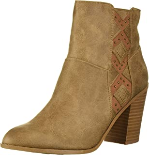 Fergalicious Women's Garcia Fashion Boot, Sand, 6.5 M M US