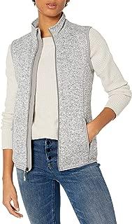 Women's Pacific Heathered Sweater Fleece Vest
