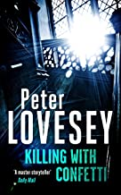 Killing with Confetti (Peter Diamond Mystery Book 18)